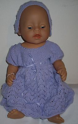 Zapf Creations Doll Dressed in Knit Dress