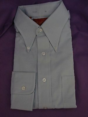 VTG 70s Sears Kings Road Shop dress shirt New