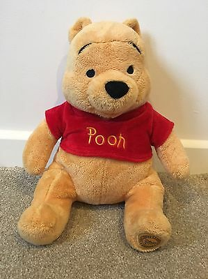 Winnie The Pooh | Disney Store Exclusive | Soft Collectible Toy
