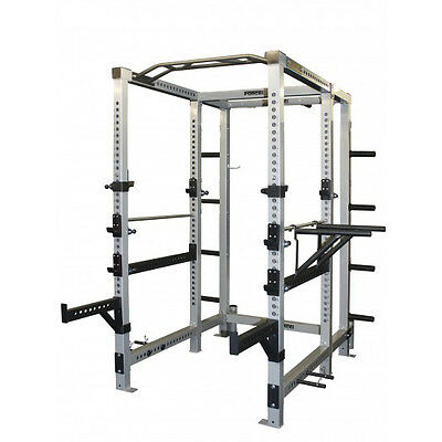 Used Commercial Use Heavy Duty Power Cage Rack Force Usa Gym Squat Fitness