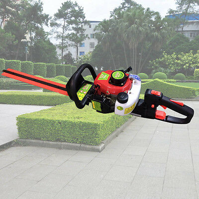 Hedge Trimmer Petrol Powered Garden Chainsaw 0,9 KW 1.25HP 2-Stroke Air-Cooled