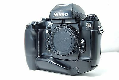 Nikon F4s 35mm SLR Film Camera Body Only  SN2489624