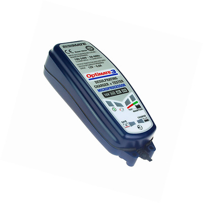 OptiMate 3 CHARGER 12V / 0,6 A