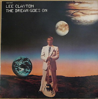 Lp 33 Lee Clayton - The Dream Goes On