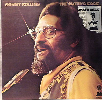 Lp 33 Giri Sonny Rollins The Cutting Edge (Montreux 74)