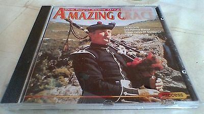 the royal scots dragoon guards -amazing grace(1991)