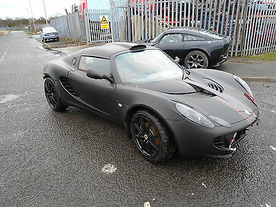 2004 Lotus Elise 111R  190 Bhp (Touring) Cat D Salvage Easy Easy Fix