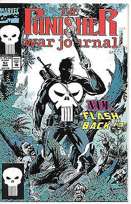 The Punisher War Journal #52 (1993; vf+ 8.5)