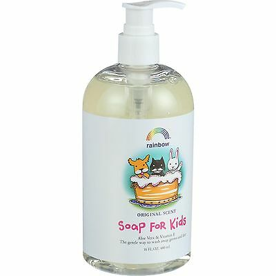 Rainbow Research Soap For Kids - Original Scent - 16 oz