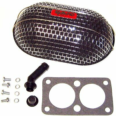 WEBER 28/36-36/36 DCD Carb/Carburettor Air Filter Assembly by RAMFLO