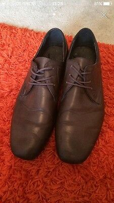 mens brown shoes size 9