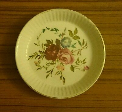 MIDWINTER STAFFORDSHIRE ENGLAND PIN DISH. Vintage Retro Collectable.