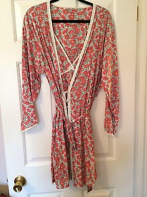 Marks And Spencer Night Dress And Dressing Gown Set New With Tags