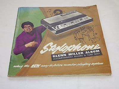 Stylophone record and booklet (Glenn Miller album)