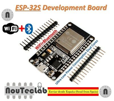 Esp32 Real Time Clock Example