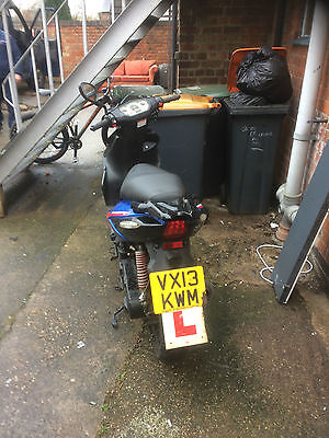 AJS Firefox 2 stroke excellent running engine complete