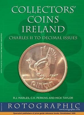 Collectors Coins Ireland Book  1660 - 2000 by Perkins Chris Henry Taylor Mick
