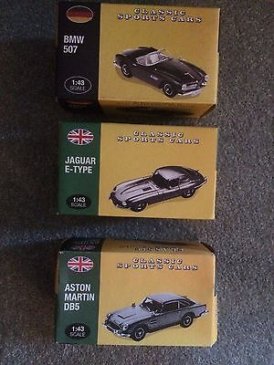 Atlas Editions Scale Model Cars