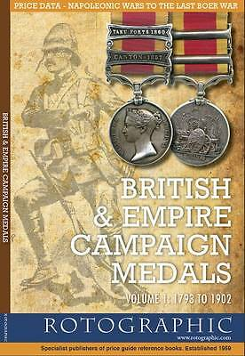 British and Empire Campaign Medals Stephen Philip Perkins Christopher Henry Perk