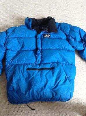 Rab Pertex goose down jacket mens medium