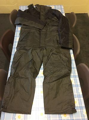 Brand New Shakespeare Thermal 1 Piece Coarse Carp Fishing Suit Size Large L@@k