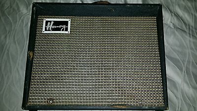 Vintage 1960'S Harmony H303B Electric Guitar Amplifier