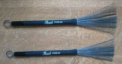 PEARL retractable wire brushes PWB-02