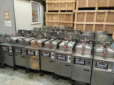 Henny Penny 500F ELECTRIC FASTRON Pressure Fryer .  ( FREE UK Delivery )