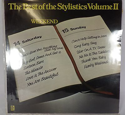 The Best Of The Stylistic Volume II - WEEKEND - Vinyl LP Record - 9109 010