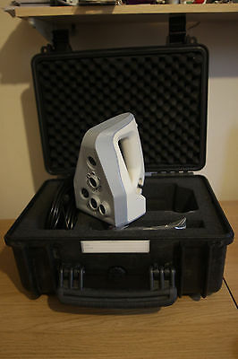 Artec Spider 3D Scanner + Artec Brand Pelicase + Cables And Calibration Kit