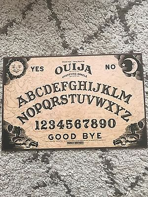 Ouija Board Mystifying Oracle Parker Brothers (Board-Only)