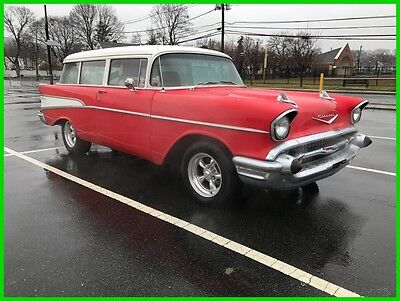 1957 Chevrolet Bel Air/150/210  1957 Used Automatic AUTOMATIC  Wagon