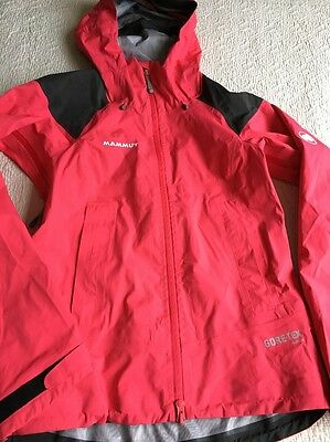 Mammut Gotetex Women's Jacket Ski Waterproof Any Other Sports
