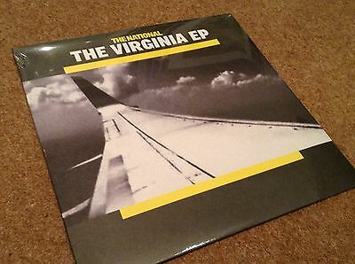 "The National - Virginia EP - 12"" Vinyl - US Import - Sealed"