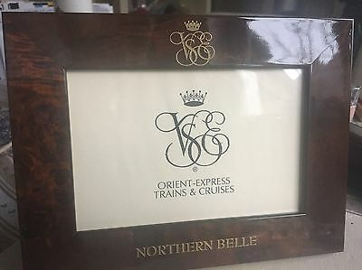 Vintage Venice Simplon Orient Express Frame Northern Belle Original Box Included