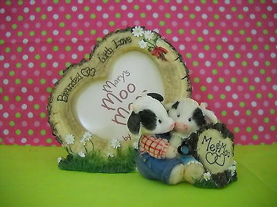 """Mary's Moo Moos  """"branded With Love""""  Me & Moo,  Sty#212741"""