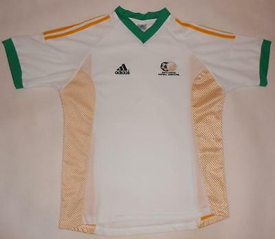 HOME SHIRT ADIDAS SOUTH AFRICA 2002-04 (M) Jersey Trikot Maillot Maglia Camiseta