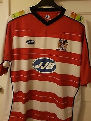 wigan warriors rugby league shirts
