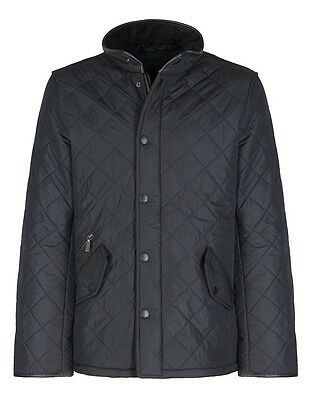 Mens Barbour Powell Quilted Jacket