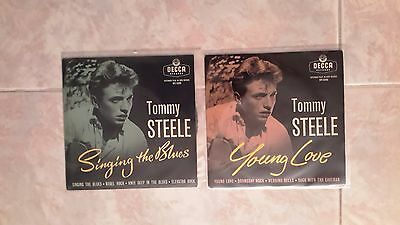 Tommy Steele : N. 2 Extended Play