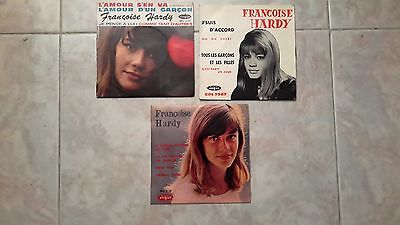 Francoise Hardy : N. 3 Extended Play