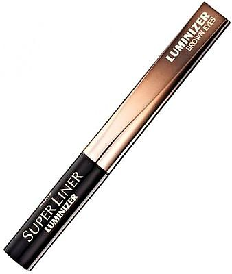 L'Oreal Paris Super Liner Luminizer Eyeliner (Brown Eyes) - Black Diamond -