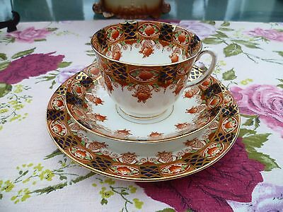 Vintage / Antique Stanley English China Trio Tea Cup Saucer Plate 4197