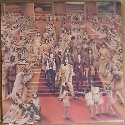 The Rolling Stones it's only Rock n Roll 1974 A2 B2 UK Rock Vinyl Record Lp