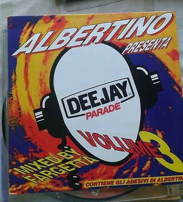 Deejay parade volume 3 time 029  nuovo disco vinile mix 1994 compilation