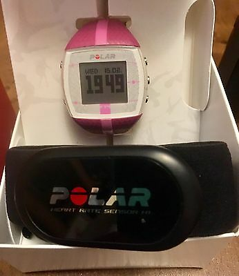 polar ft4 heart rate monitor Pink . Sports Watch