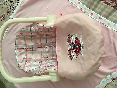 Baby annabell baby chair