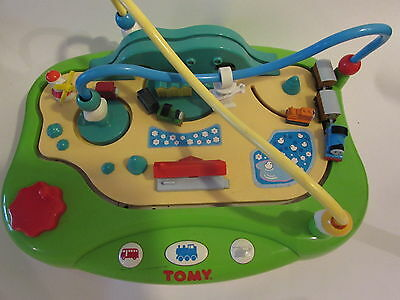 Rare Vintage Tomy Thomas the Tank Engine and Friends Playset Mini with Sounds