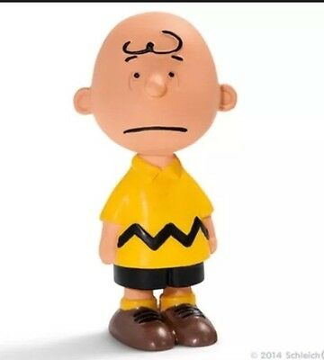 Schleich Peanuts Charlie Brown#220072. New With Tags.