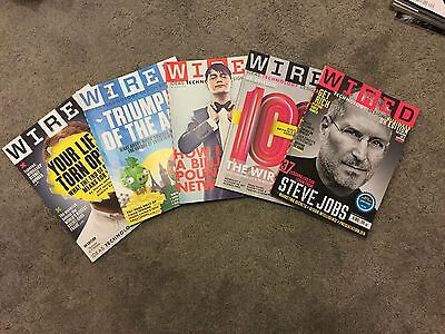 Wired Magazine - 2011 - March, April, May, June, July